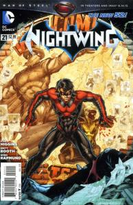 Nightwing Volume Two Issue 21