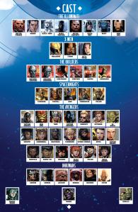 Infinity 1 Cast List