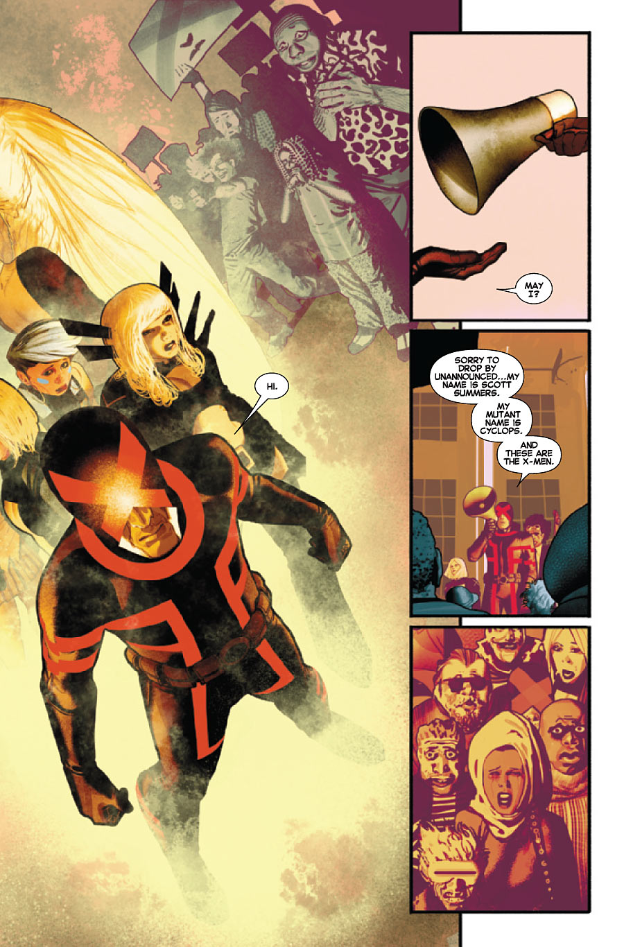 Uncanny X Men Magik August | 2013 | Shadow...