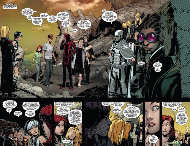 Uncanny X Men Magik September | 2013 | Sha...