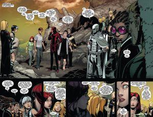 Uncanny X-Men V3 12 Magik 1