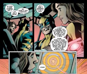 Wolverine V4 9 Kitty Target