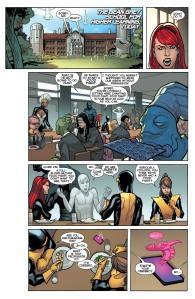 X-Men Battle of the Atom 1 Lockheed
