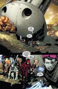 Uncanny X-Men V3 13 Magik 2