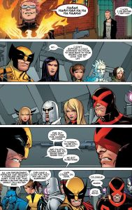 Wolverine and the X-Men 37 Kitty Military Code