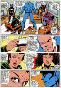X-Men Classic 75 Kitty 1