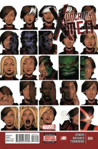 Uncanny X-Men Volume Three Issue 14