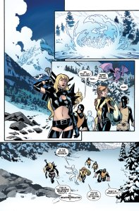 All New X-Men 18 Lockheed