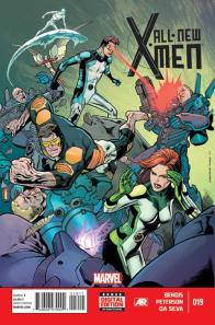 All New X-Men 19