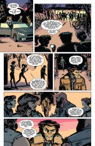 Marvel Knights X-Men 1 Kitty 3