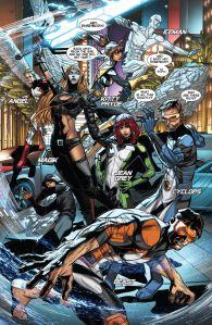 All New X-Men 19 Kitty Magik 1