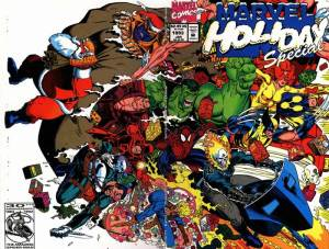 Marvel Holiday Special 1992
