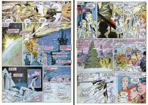 Uncanny X-Men 230 Magik 1