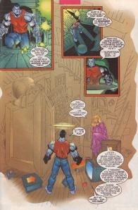 Uncanny X-Men 365 Magik 1