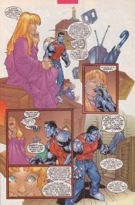 Uncanny X-Men 365 Magik 2