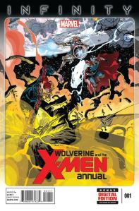Wolverine and the X-Men Annual 1