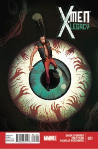 X-Men Legacy 21