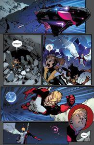 All New X-Men 22 Kitty Jean Gone