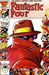Fantastic Four 296