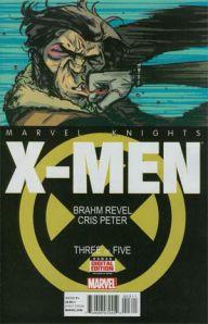 Marvel Knights X-Men 3