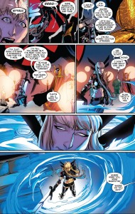 Uncanny X-Men V3 15 Magik 1