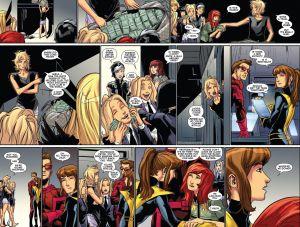 Uncanny X-Men V3 15 Magik Shadowcat 1