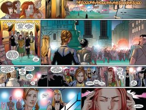 Uncanny X-Men V3 15 Magik Shadowcat 3