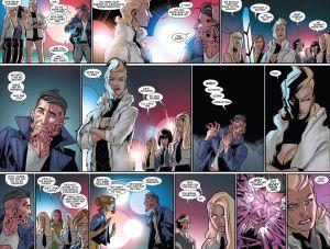 Uncanny X-Men V3 15 Magik Shadowcat 5