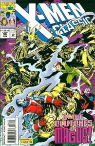 X-Men Classic 96