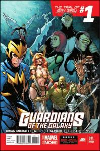 Guardians of the Galaxy Volume Three Issue 11