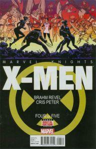 Marvel Knights X-Men 4