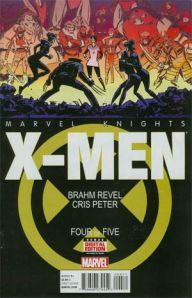 Marvel Knights X-Men 4