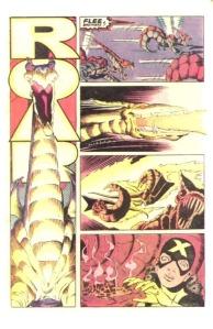 Uncanny X-Men 166 Lockheed first appearance