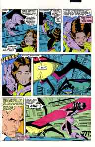 Uncanny X-Men 168 Attacked
