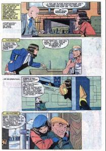 Uncanny X-Men 168 Kitty smooth