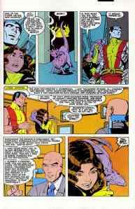 Uncanny X-Men 168 Lockheed Hungry