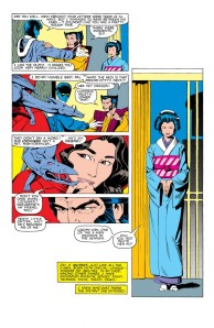 Uncanny X-Men 172 Kitty Lockheed 2