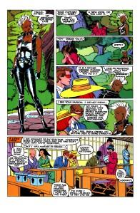Uncanny X-Men 173 Kitty Storm