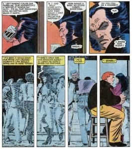 Uncanny X-Men 181 Colossus 1