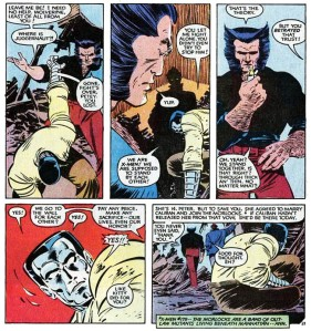 Uncanny X-Men 181 Colossus 2