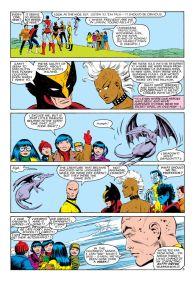 Uncanny X-Men 181 Lockheed 1