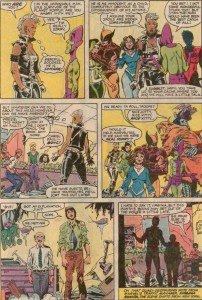 Uncanny X-Men Annual 7 Kitty Pryde Paul Smith