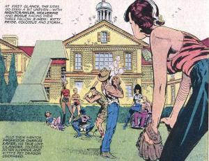 Uncanny X-Men Annual 7 Shadowcat a
