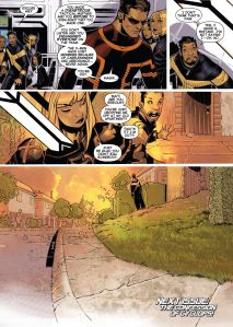 Uncanny X-Men V3 17 Magik Final Page