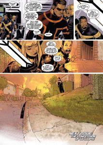 Uncanny X-Men V3 17 Magik Final Page