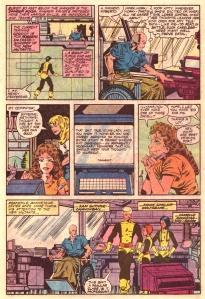 X-Men Micronauts 1 Kitty computer
