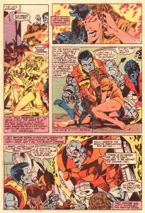 X-Men Micronauts 1 Kitty Karza 2