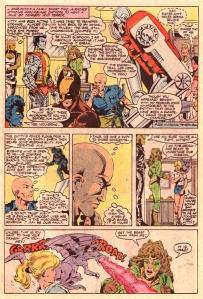 X-Men Micronauts 1 Kitty Karza 3
