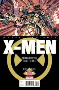 Marvel Knights X-Men 5