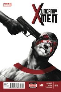 Uncanny X-Men V3 18